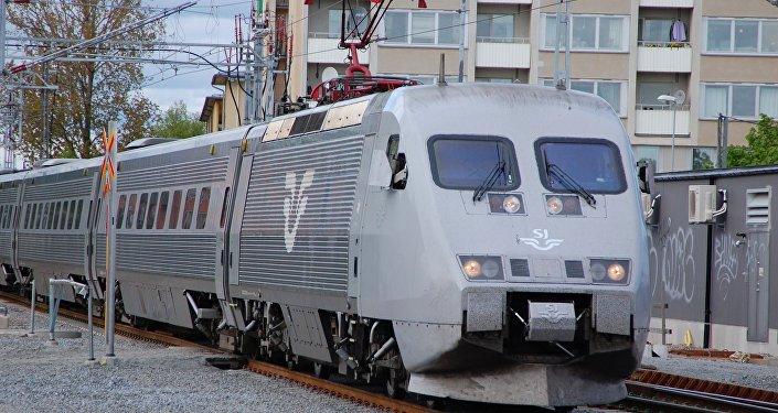 X2000 high-speed train