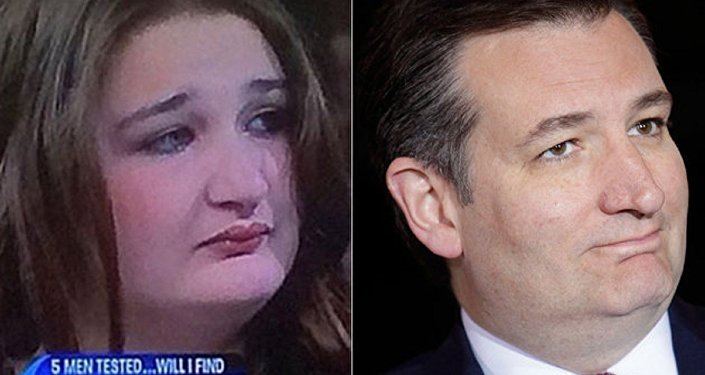 Female Ted Cruz Doppleganger Signed Up to Do Porn