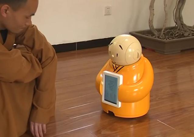 Robot Monk L˥