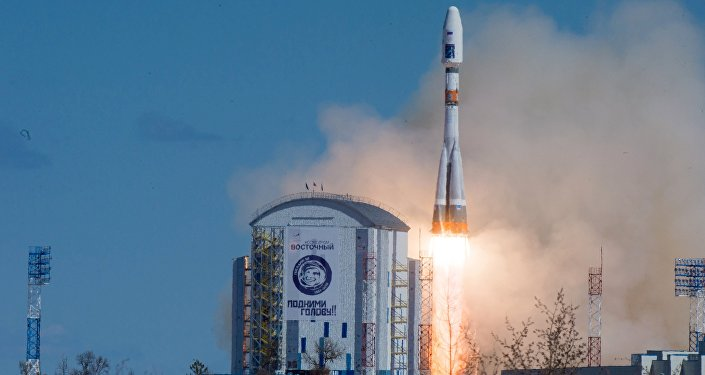 First Launch From Vostochny Cosmodrome