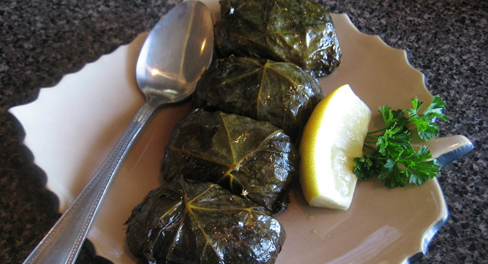 Azerbaijan and Armenia are on the verge of yet another conflict. This time, it's about food and the stakes are really high – Baku accused Yerevan of stealing the traditions of making dolma, a stuffed vegetable dish.