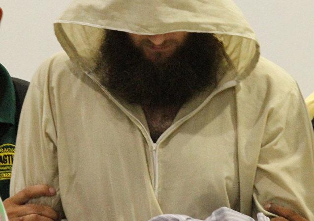 Islamic preacher Robert Cerantonio, alias Musa