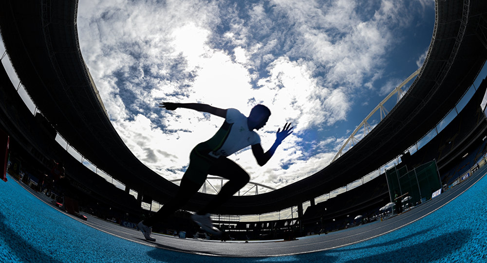 Test event for Rio 2016 Olympic Games, in Rio de Janeiro (File)