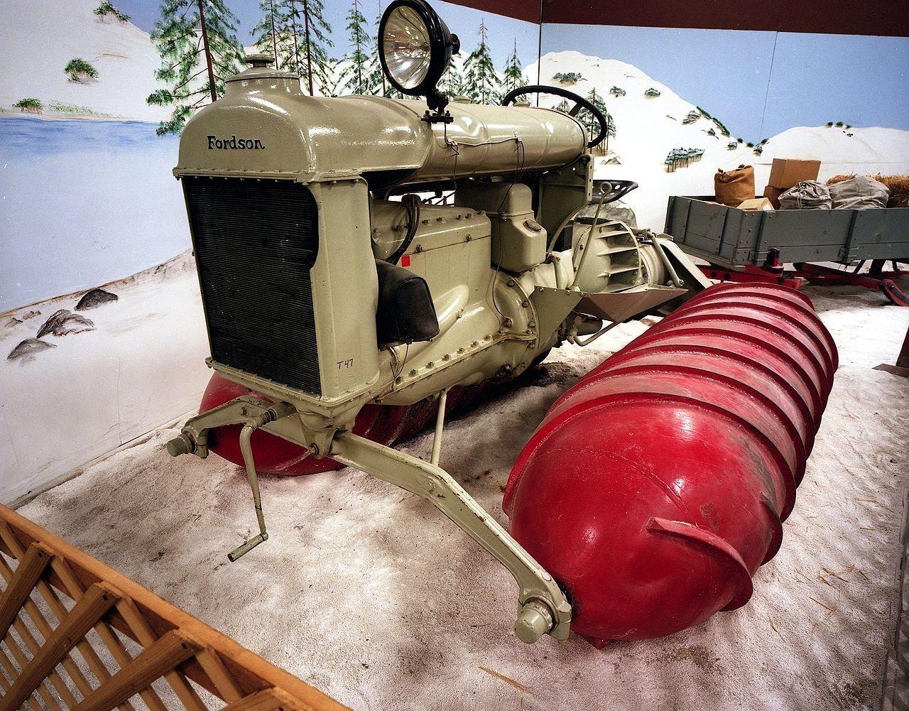 Fordson Snow Devil