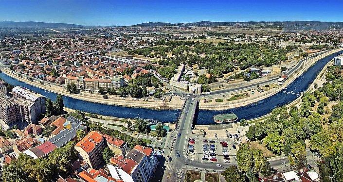 Skyline of Niš