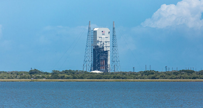 Launch Vehicle for NROL-37 on SLC-37B