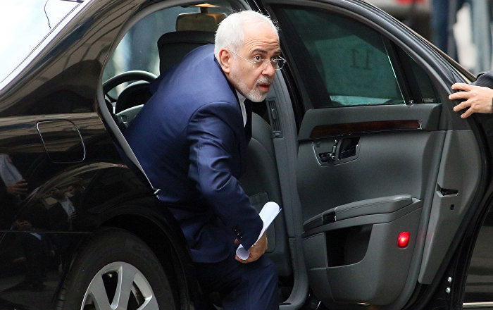 Iran's Zarif Vows Cooperation With US After Return to Nuclear Deal
