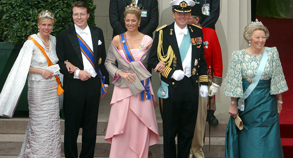 Should the state pay junior royals denmark wants limits on annual members of the dutch royal family left to right princess laurentien prince sciox Image collections