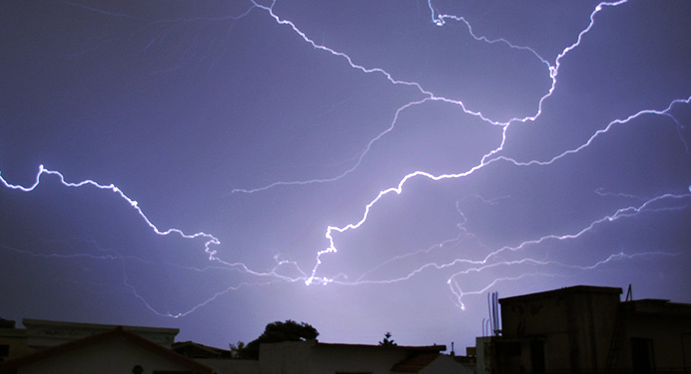 A better heads-up for lightning? This satellite's working on it