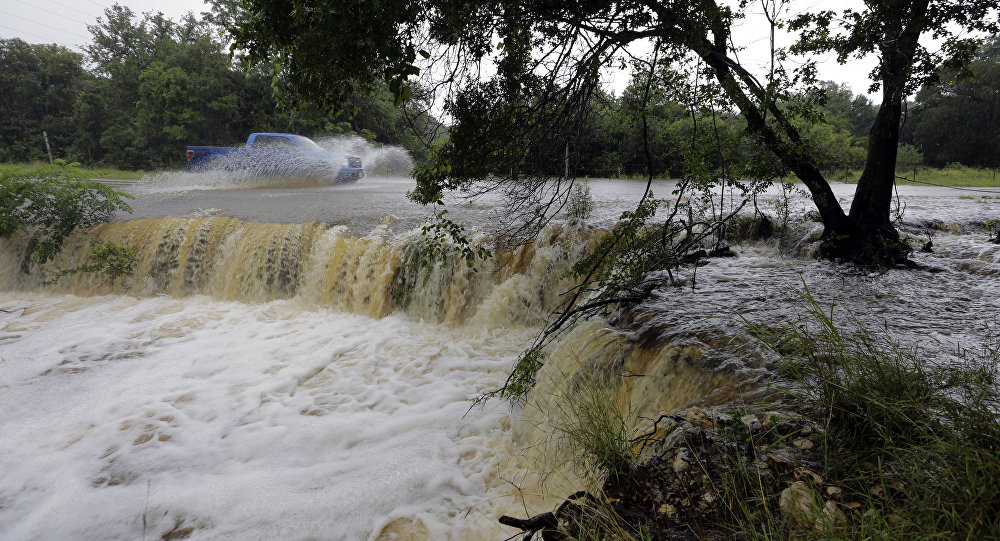 Houston officials release water from reservoirs