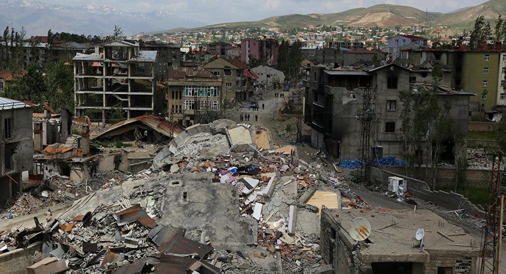 turkey destroys kurdish targets in iraq