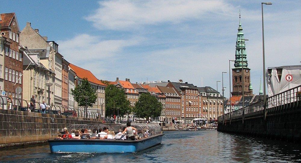 Canal view, Copenhagen