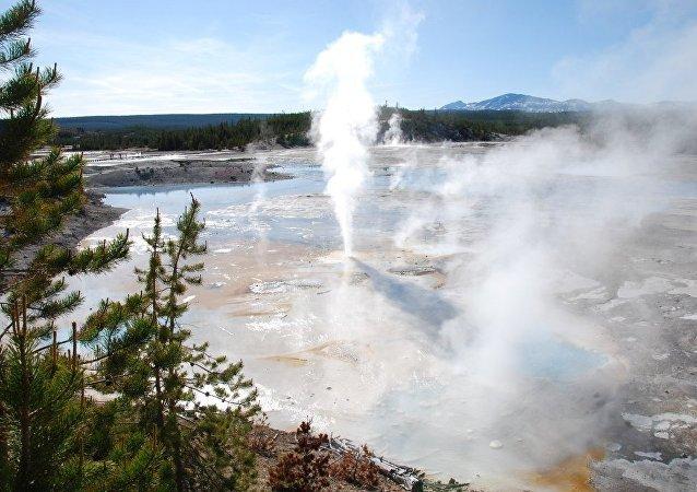 Man Falls Into Yellowstone Geyser After Leaving Path, Presumed Dead