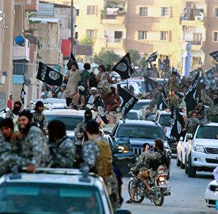 Raqqa, northern Syria.