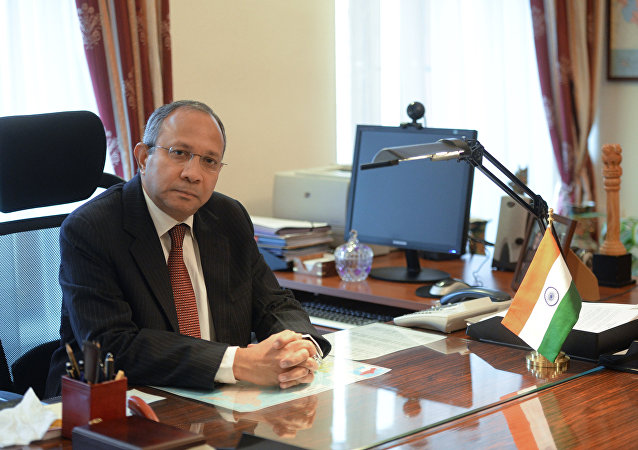 Pankaj Saran, a new ambassador of India to Russia. (File)