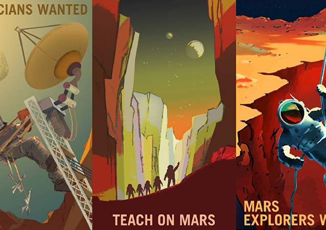 NASA Recruiting Kids to Send to Mars