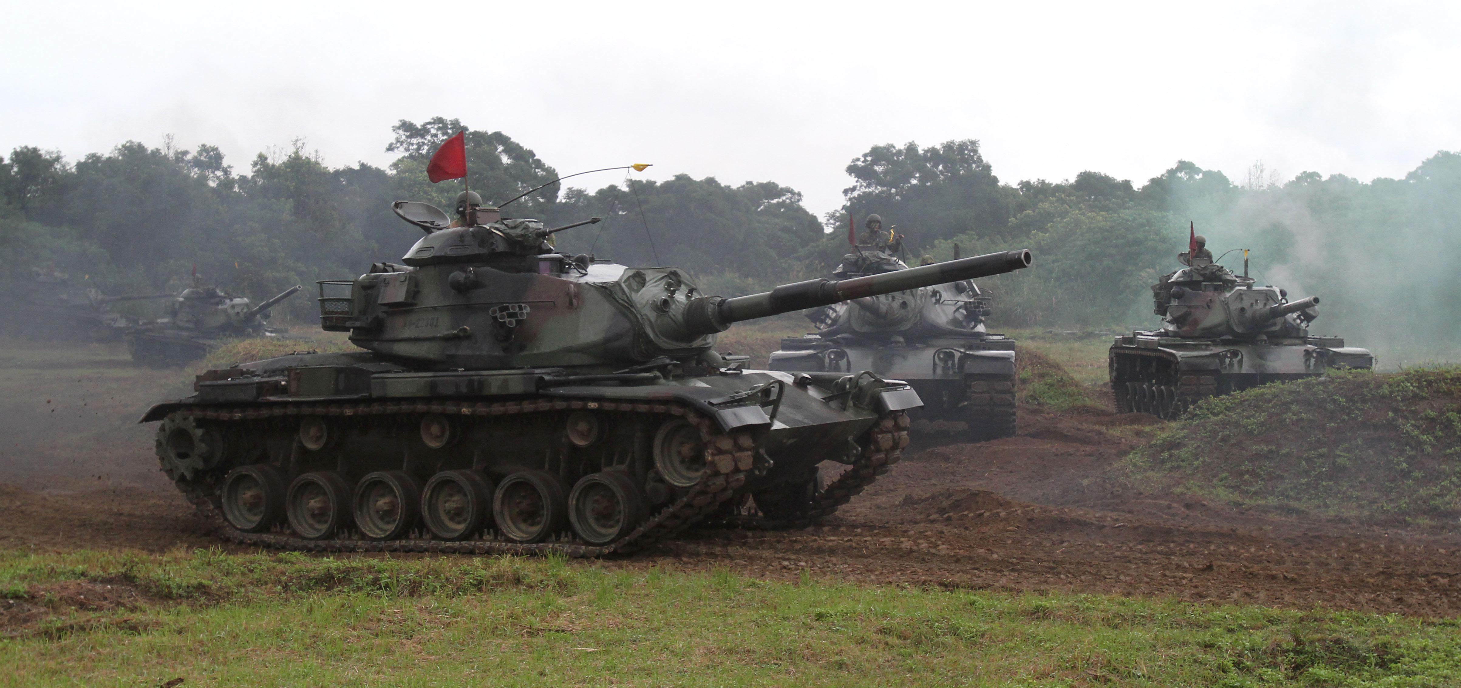 Big Battle Tanks 2