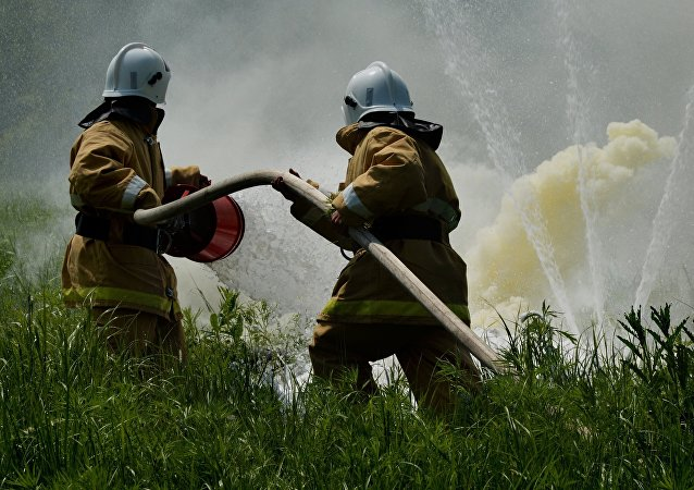Firefighters. File photo