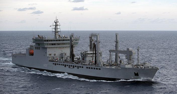 Shakti ship