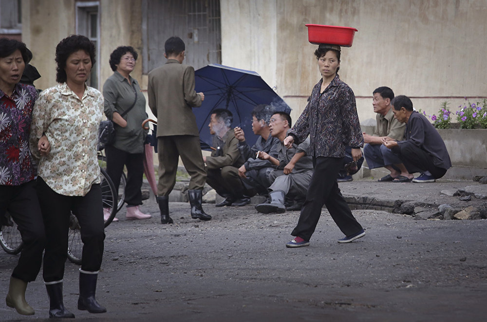 Discovering North Korea and Its Citizens' Everyday Life