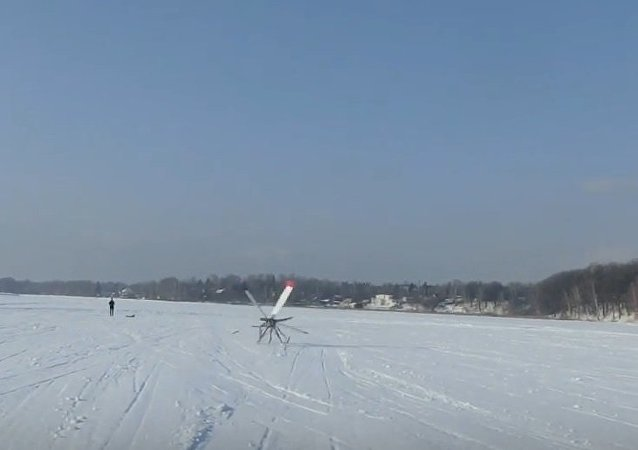 Made in Russia: Meet World's First Flying Ornithopter!