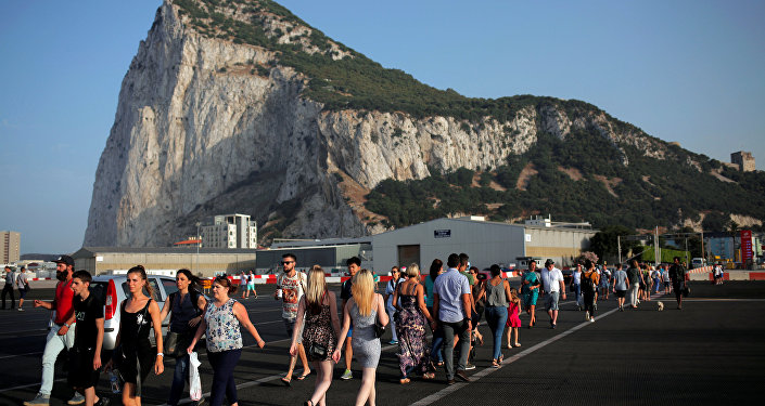 Sovereignty of Gibraltar remains unchanged - Britain's Johnson