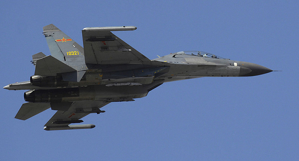 Accept No Substitute: Chinese J-11D Fighter No Match for Russian Su
