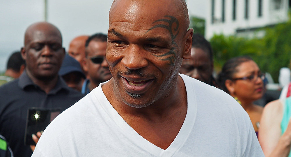 Former boxer Mike Tyson (File)