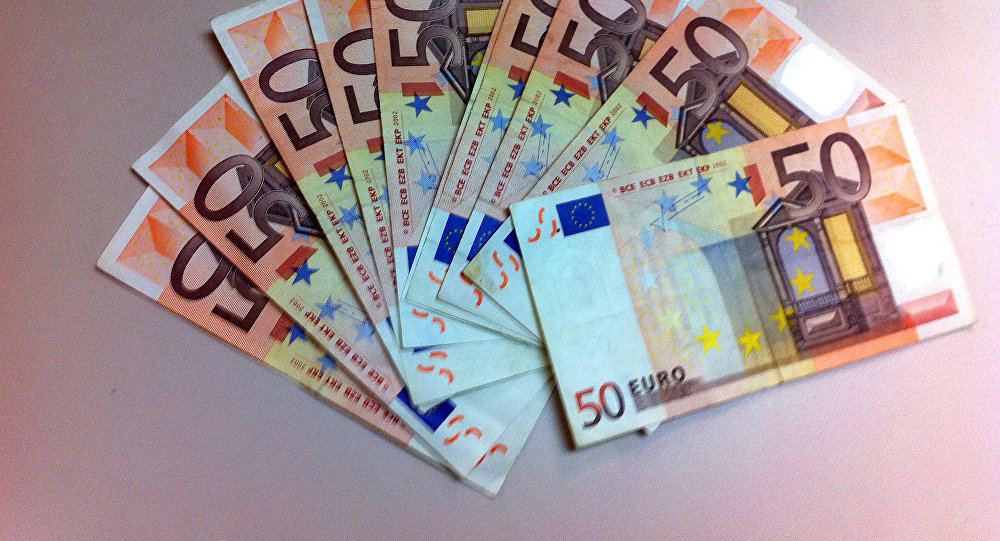 50-Euro Banknote