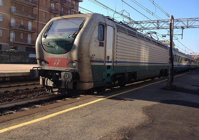 Ferrovie dello Stato Italiane regional train