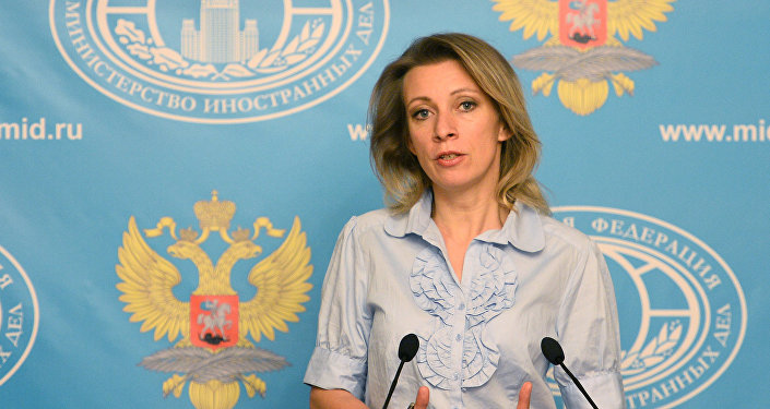 Briefing with Russian Foreign Ministry Spokesperson Maria Zakharova