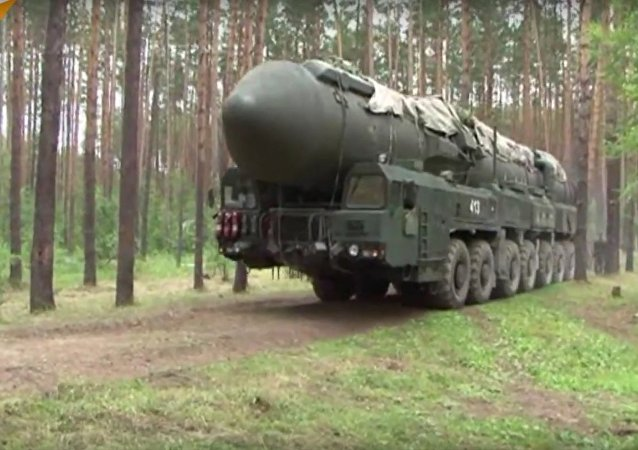 Russian Ballistic Missiles Are Put on Test