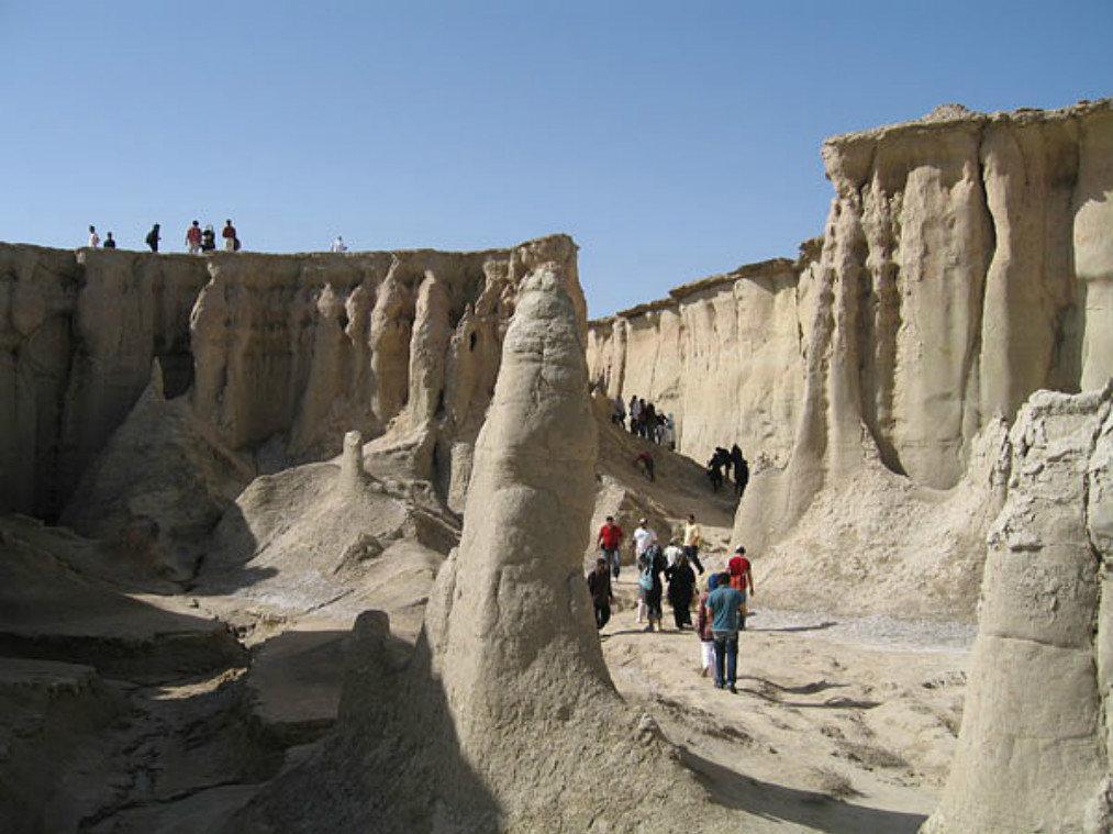 Stars Valley at Qeshm Island
