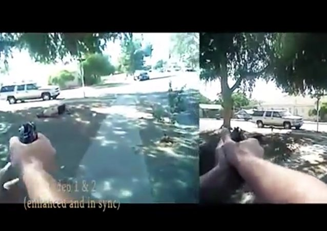 Body cams show deadly shooting by Fresno police graphic content