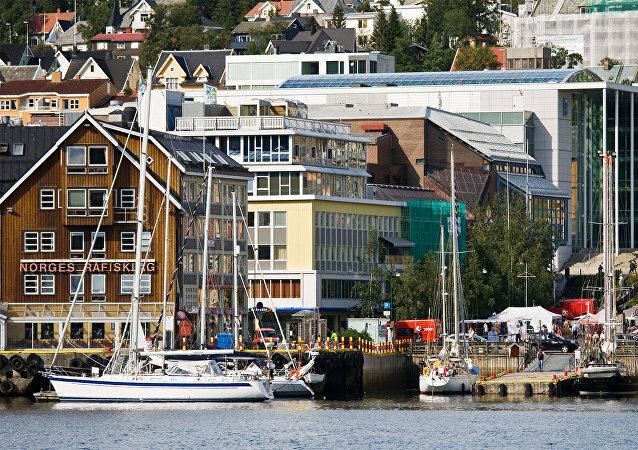 Torghuken - Downtown Tromsø
