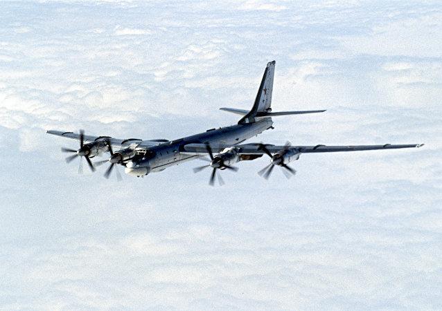 The Tu-95 Bomber