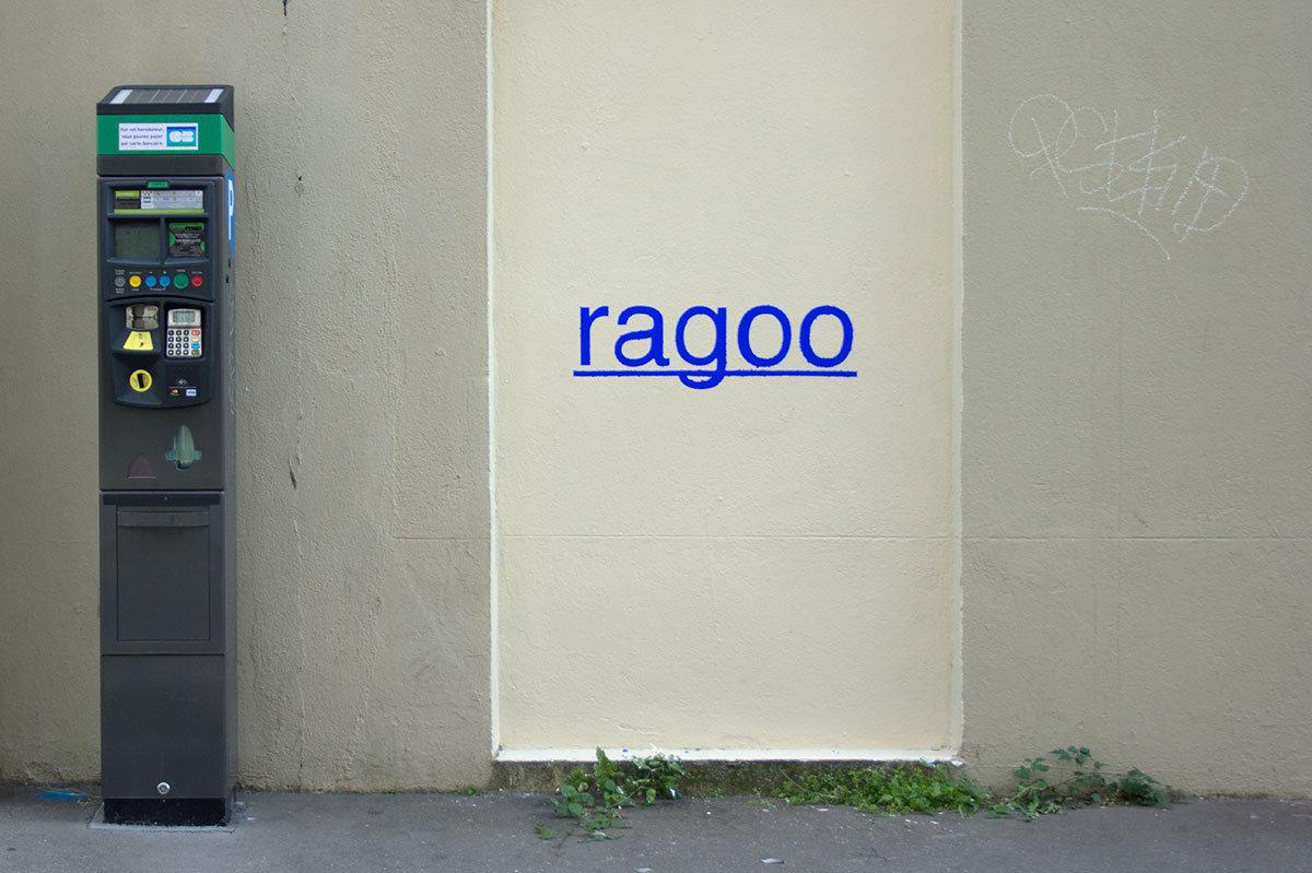 "Hypertag ""RAGOO"". 2011"