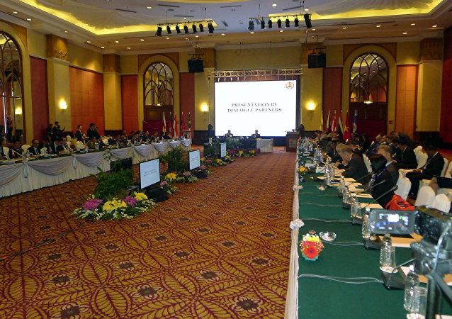 36th ASEANAPOL conference in Malaysia's capital Kuala Lumpur