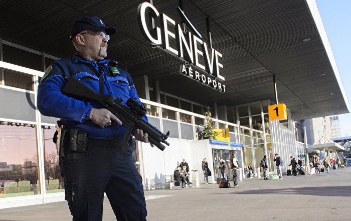 Tighter Security Measures in Place in Geneva Airport ...
