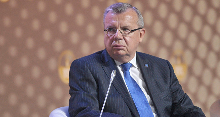United Nations Deputy Secretary-General and Executive Director of the UN Office on Drugs and Crime Yury Fedotov