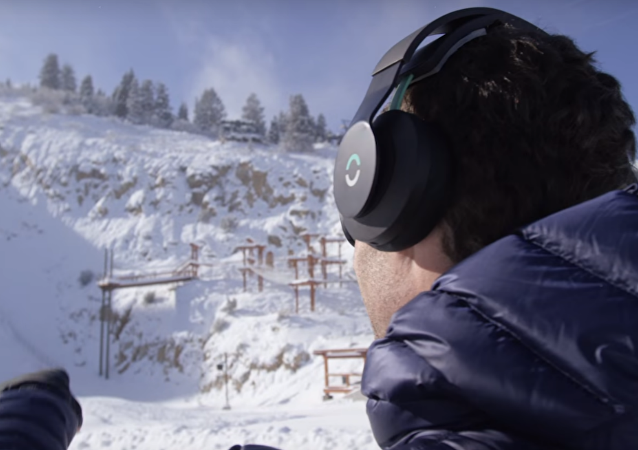 The Halo Sport brain enhancement headset
