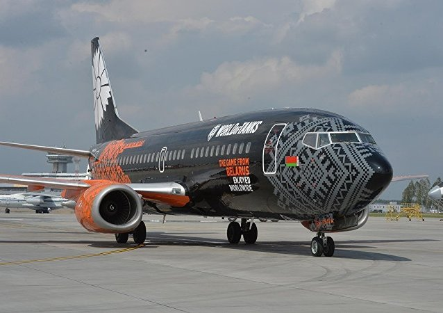 Aircraft of Belavia - World of Tanks