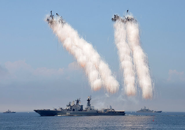 Russian Navy Day: Three Centuries on Guard of Maritime Borders