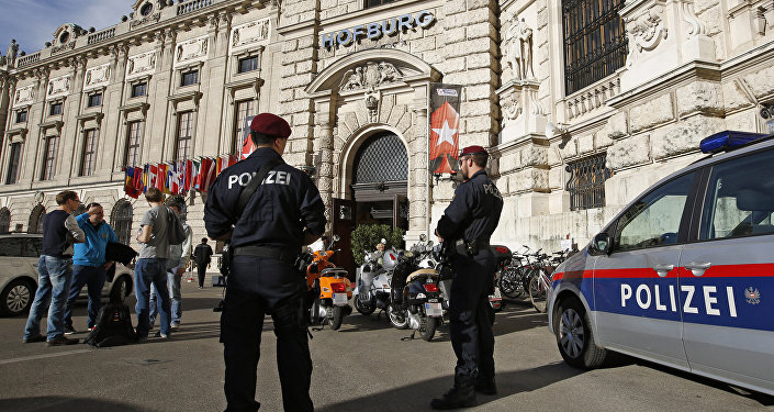 Austrian Special Forces Police officiers (File)
