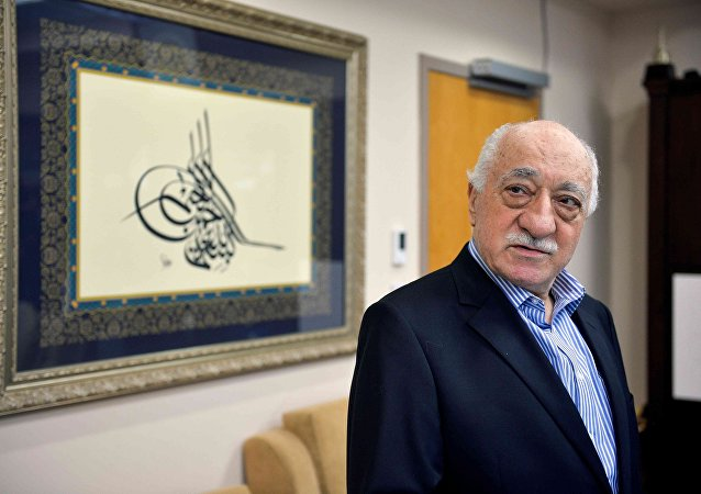 US based cleric Fethullah Gulen at his home in Saylorsburg, Pennsylvania (File)