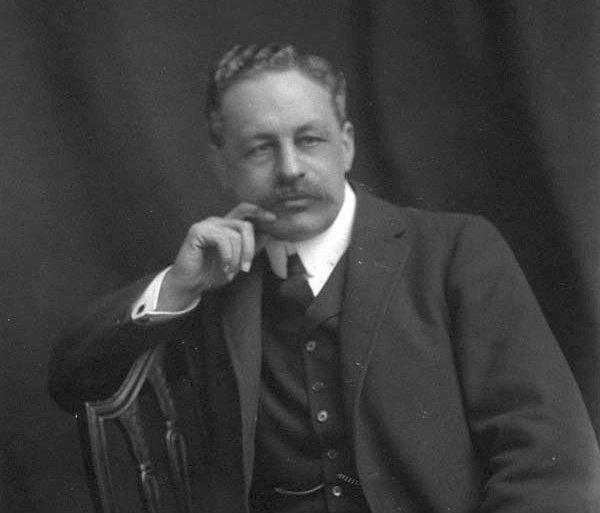 Harold Mackinder