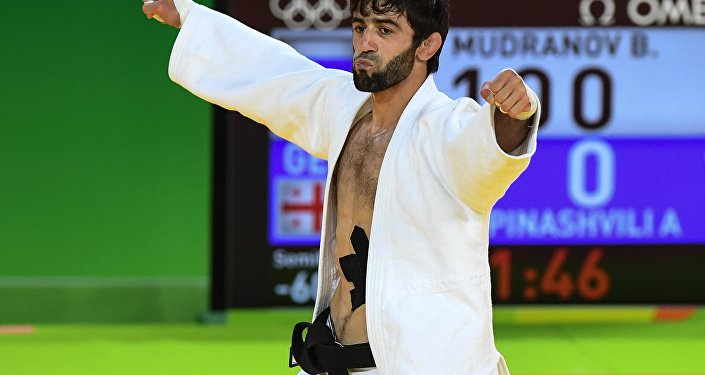 Olympics 2016 Judo. First day