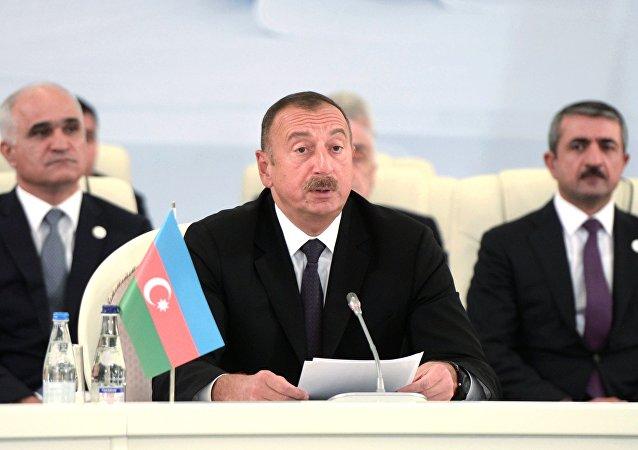 President Vladimir Putin's visit to Azerbaijan