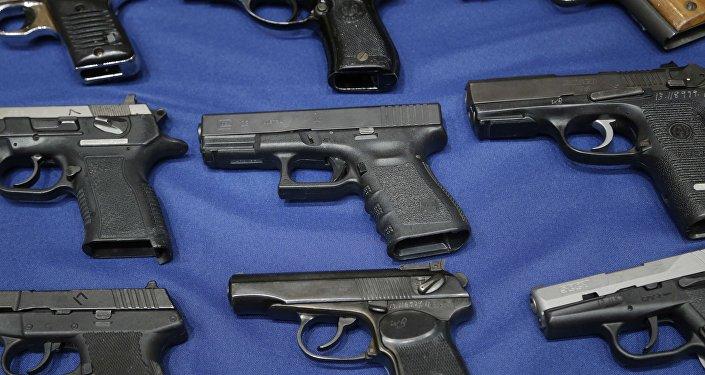 Guns. (File)