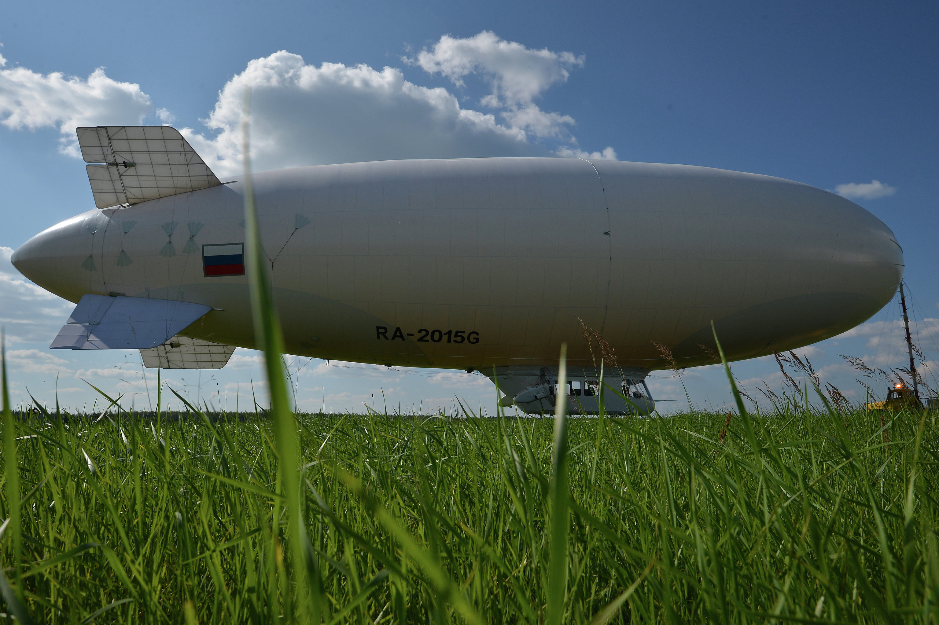 The Au-30 airship